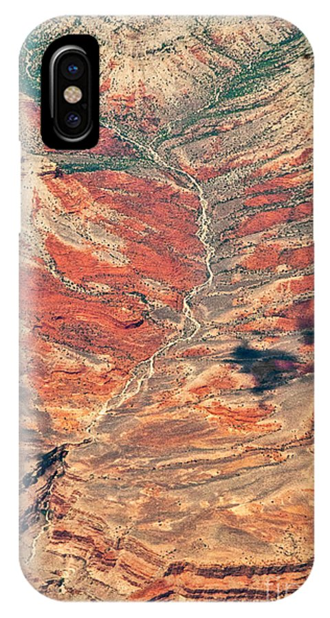 Above Timber Line Landscape Photograph IPhone X Case featuring the digital art Above Timber Line by Mae Wertz