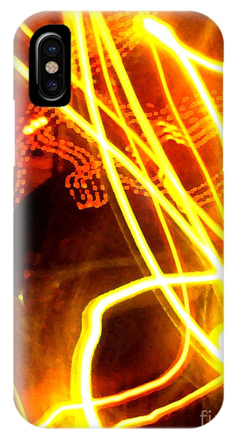 Abstract IPhone Case featuring the photograph Abstract by Amanda Barcon