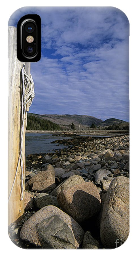 Atlantic Ocean IPhone Case featuring the photograph Acadia National Park - Maine Usa by Erin Paul Donovan