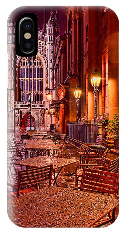 2009 IPhone X Case featuring the photograph After The Rain by Robert Charity