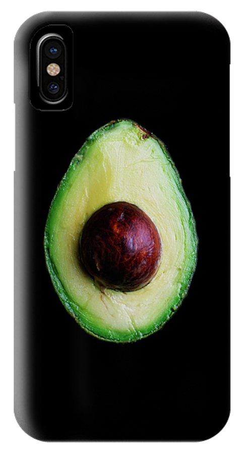 best service 6b134 3fa5d An Avocado IPhone X Case