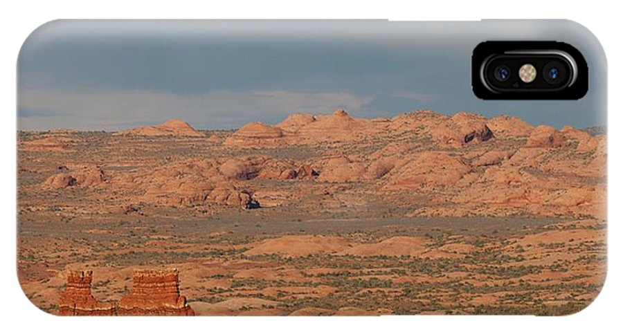Utah IPhone X Case featuring the photograph Arches National Park 13 by Nelson Skinner