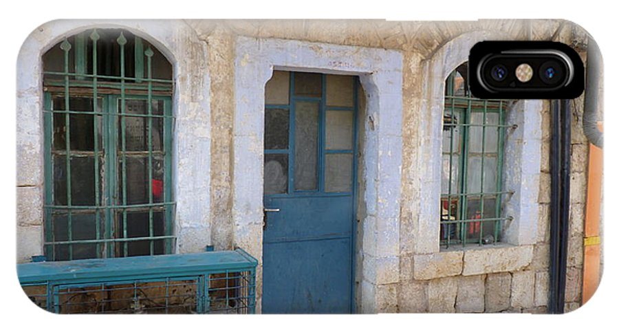 Doors IPhone X Case featuring the photograph As Time Goes By by Rita Adams
