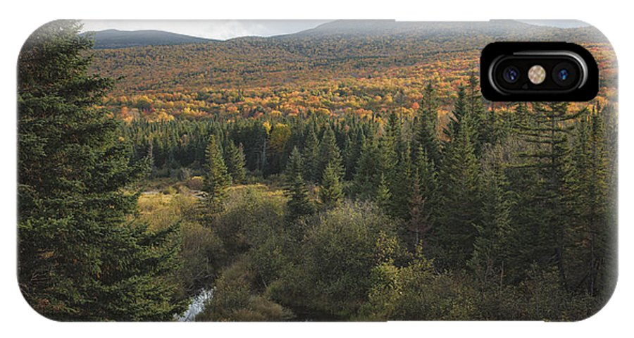 Fall IPhone Case featuring the photograph Autumn - White Mountains New Hampshire by Erin Paul Donovan