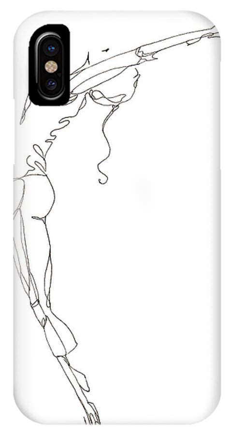 Back Bend Iphone X Case For Sale By Lovetta Reyes Cairo