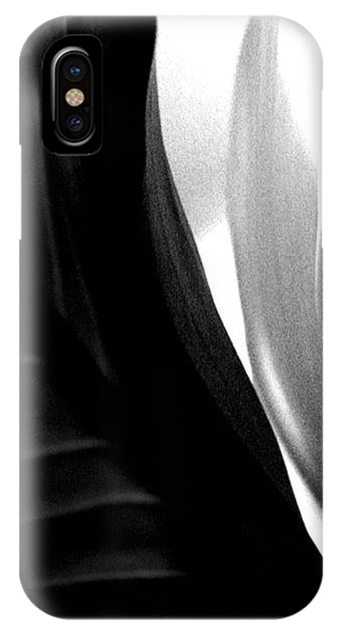 black And White Prints IPhone Case featuring the photograph Balance by Amanda Barcon