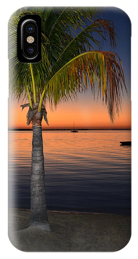 Sunset IPhone X / XS Case featuring the photograph Best Sunset Ever by Jill Kelley