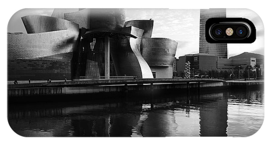 Bilbao IPhone X Case featuring the photograph Bilbao 3 by Mariusz Czajkowski