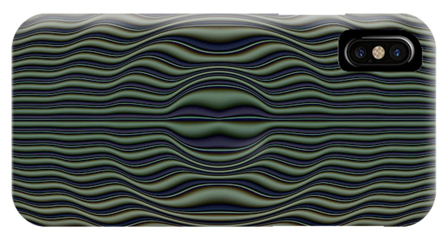 IPhone X Case featuring the photograph Bliss 2 by WB Johnston