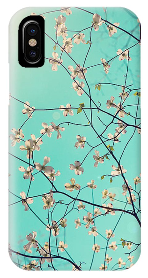 Photography IPhone X Case featuring the photograph Bloom by Kim Fearheiley