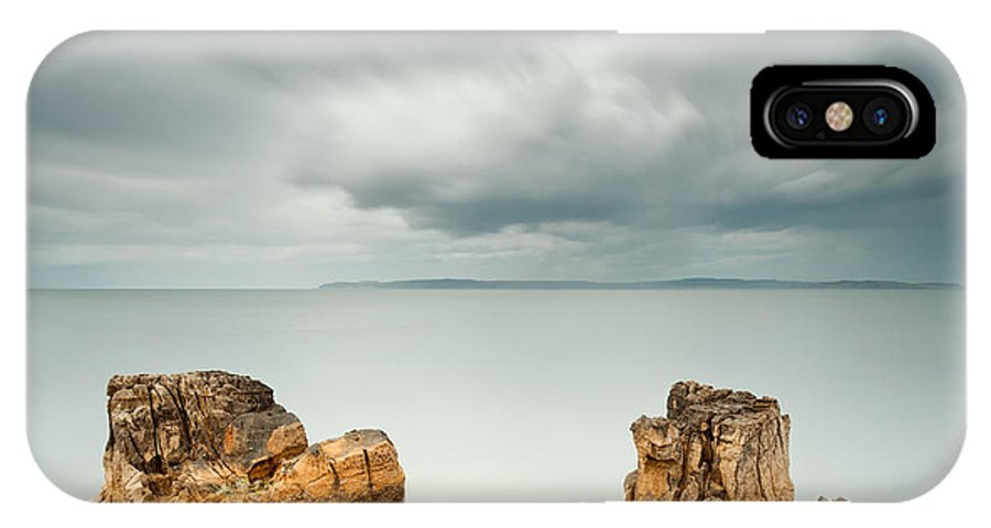 Boots IPhone X Case featuring the photograph Boots by Pawel Klarecki