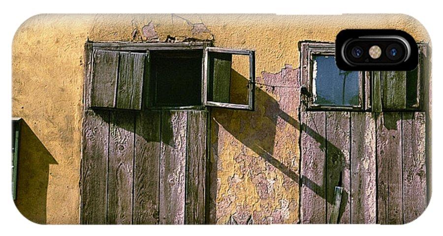 Serbia Belgrade IPhone X Case featuring the photograph Call M1. Belgrade. Serbia by Juan Carlos Ferro Duque