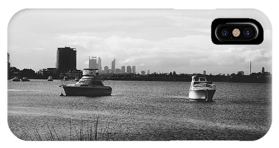 Canning River IPhone X Case featuring the photograph Canning River Iv by Cassandra Buckley
