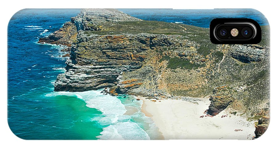 Landscape IPhone X Case featuring the photograph Cape Of Good Hope-south Africa by Photos By Pharos