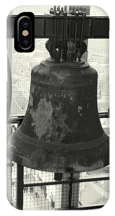 Carillon IPhone X Case featuring the photograph Carillon by Jolly Van der Velden