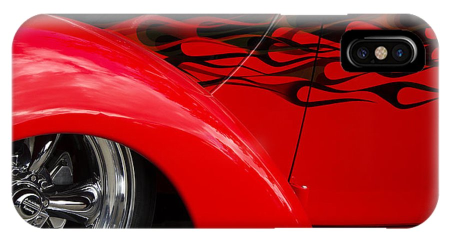 Car Shows IPhone X Case featuring the photograph Classic Cars Beauty By Design 11 by Bob Christopher