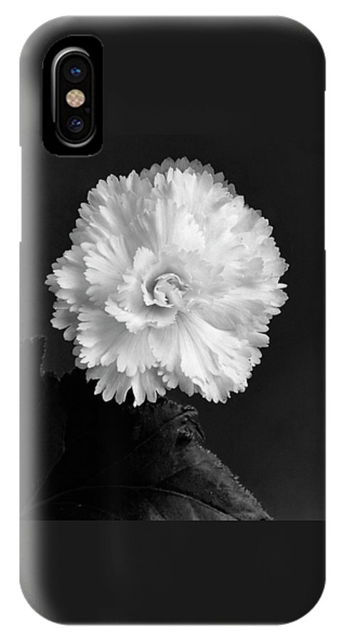 Fashion IPhone X Case featuring the photograph Close Up View by J. Horace McFarland