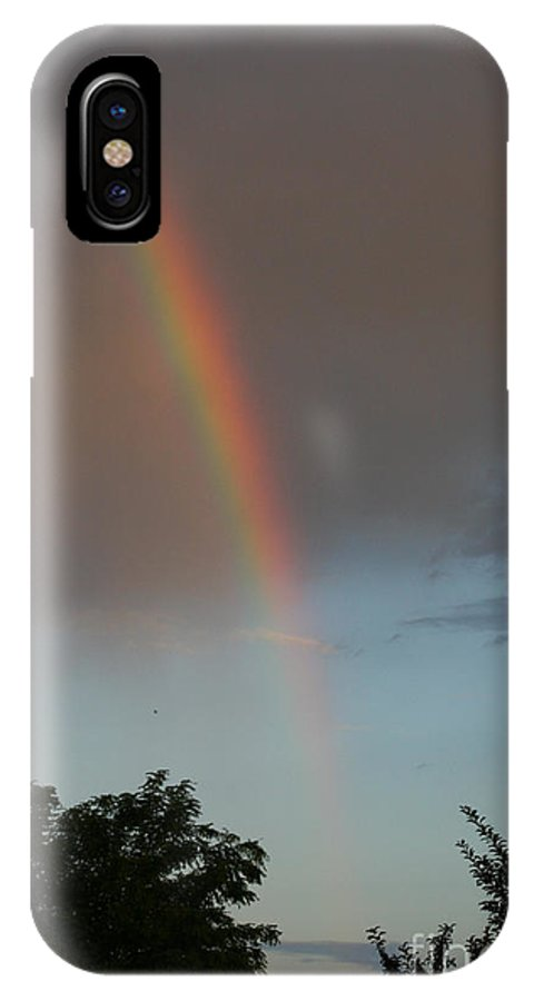 Outdoors IPhone X Case featuring the photograph Colorado Colors by Susan Herber