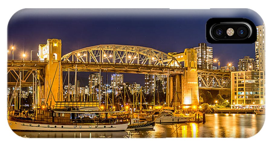 False Creek IPhone X Case featuring the photograph Dad's Favorite by Sabine Edrissi