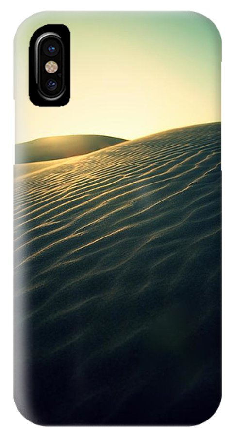 Landscape IPhone X Case featuring the photograph Dawn In South Sinai by Mark Charters