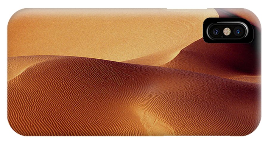 Shadows IPhone X Case featuring the photograph Dunes - 192 by Paul W Faust - Impressions of Light