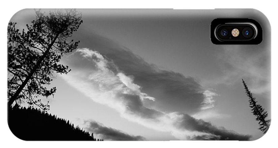 Trees IPhone X Case featuring the photograph Eagle Cap Wilderness Oregon by Tyler Duvall
