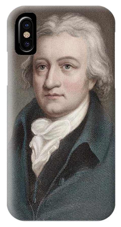 Edmund Cartwright Iphone X Case For Sale By Paul D Stewart