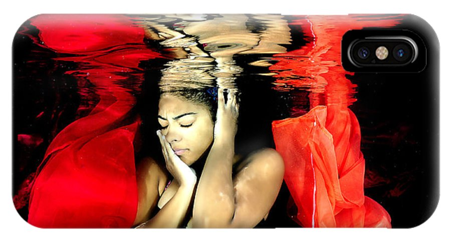 IPhone X Case featuring the photograph Exotica by Manuel Portales