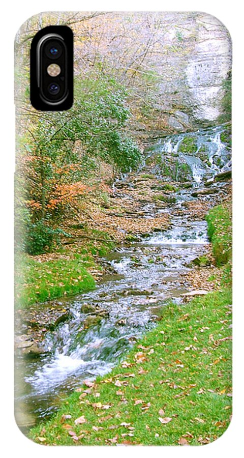 Springs IPhone Case featuring the photograph Fall Springs by Minding My Visions by Adri and Ray