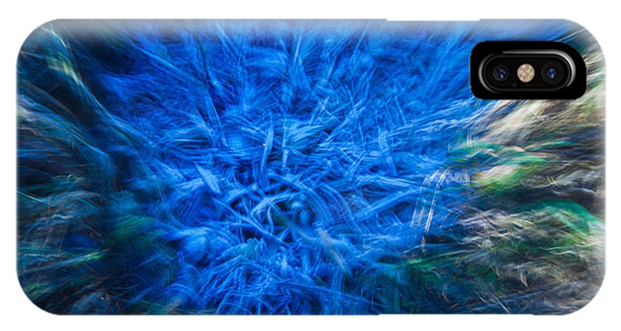 First Frost IPhone X Case featuring the photograph First Frost-5 by Casper Cammeraat