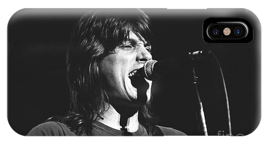 Singer IPhone X Case featuring the photograph Georgia Satellites by Concert Photos