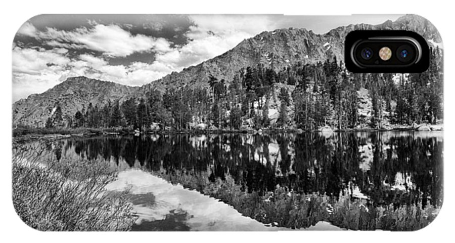 Lake IPhone X Case featuring the photograph Gilbert Lake by Cat Connor