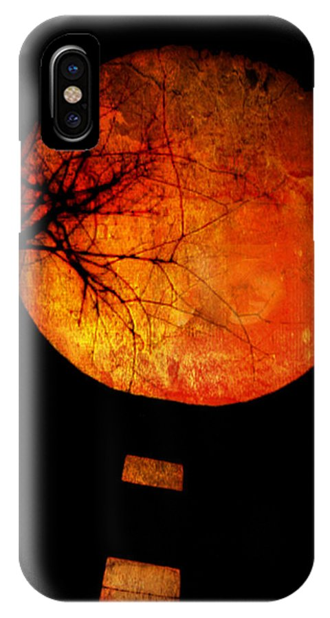 Nature IPhone X Case featuring the photograph Give Birth by Jennifer Choate
