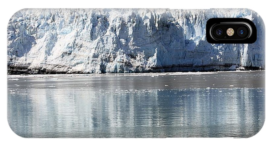 Glacier IPhone X Case featuring the photograph Glacier Bay National Park by Sophie Vigneault