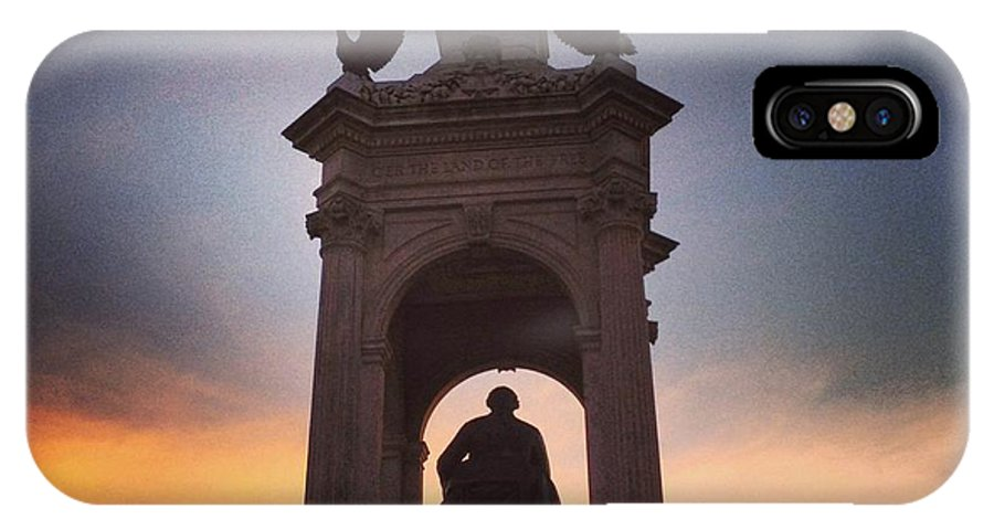 San Francisco IPhone X / XS Case featuring the photograph Golden Gate Park by Skylar Fordahl
