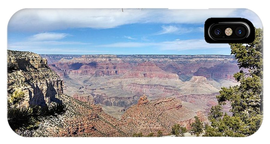 Grand Canyon IPhone X Case featuring the photograph Grand Canyon by John Crowther