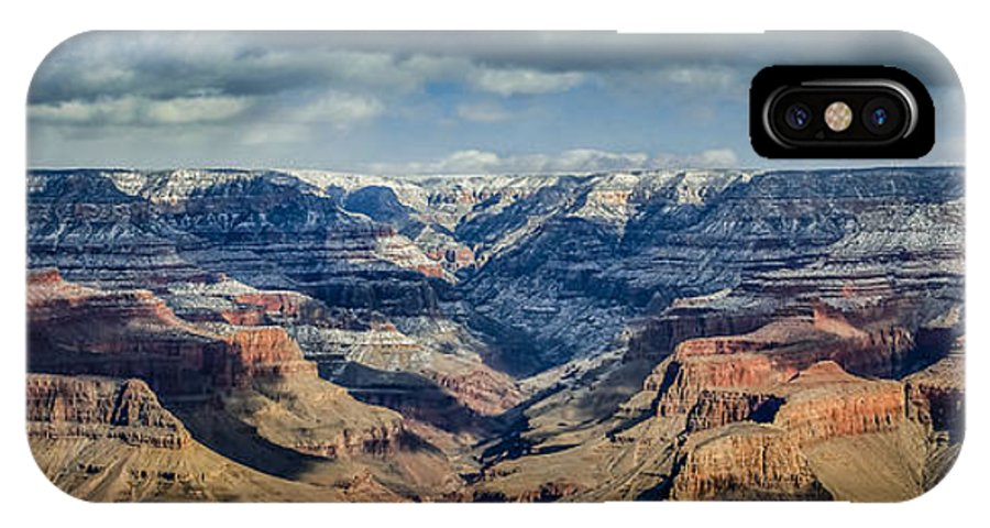 Landscape IPhone X Case featuring the photograph Grand Canyon by Mark Friedman