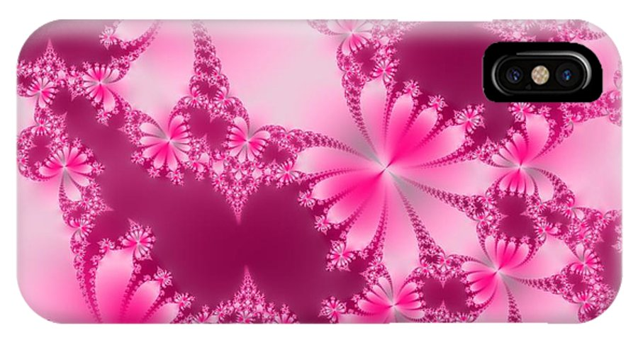Original IPhone X Case featuring the digital art Grandma Would Have Loved This by Archie Washington