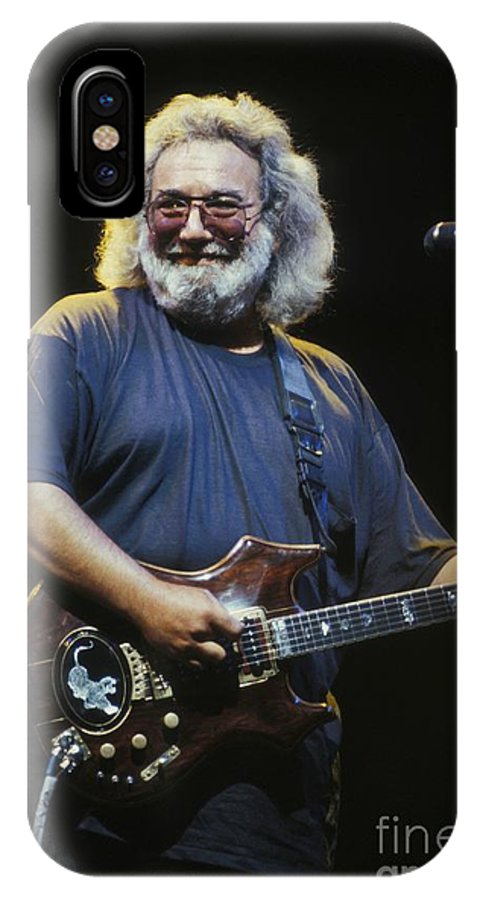 Folk IPhone X Case featuring the photograph Grateful Dead by Concert Photos