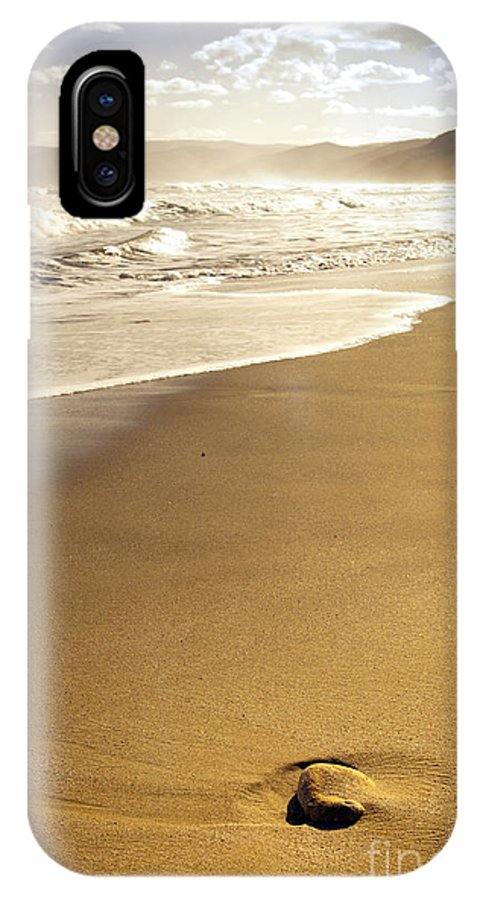 Australia IPhone X Case featuring the photograph Great Ocean Road by Tim Hester