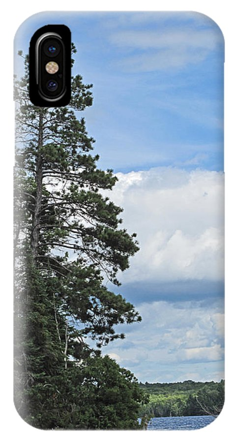 Manitoulin IPhone X Case featuring the photograph Home Country by Ian MacDonald