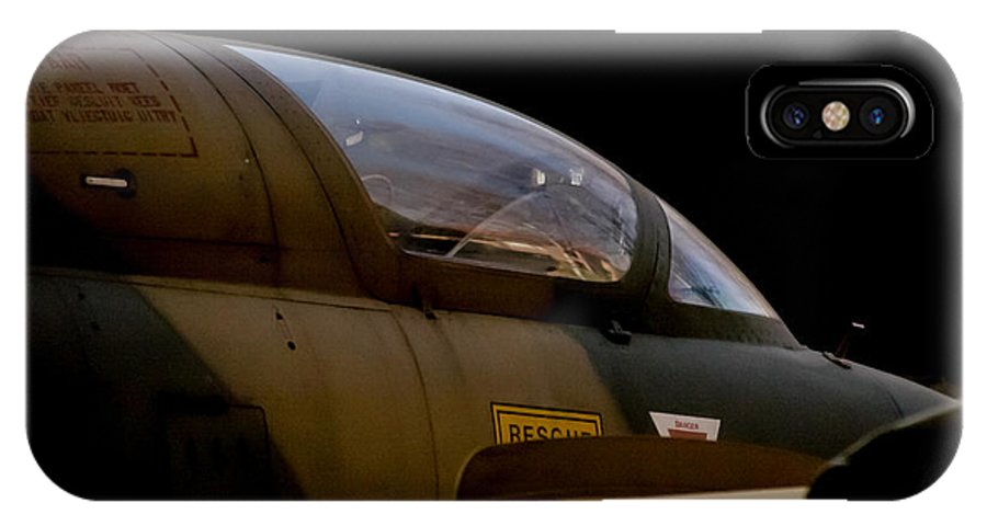 Aermacchi Mb-326 IPhone X Case featuring the photograph Impala II by Paul Job