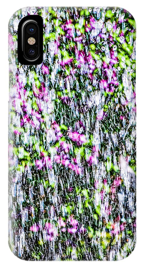 Impressionism IPhone X Case featuring the photograph Impressions Of Spring 3 by Alexander Senin