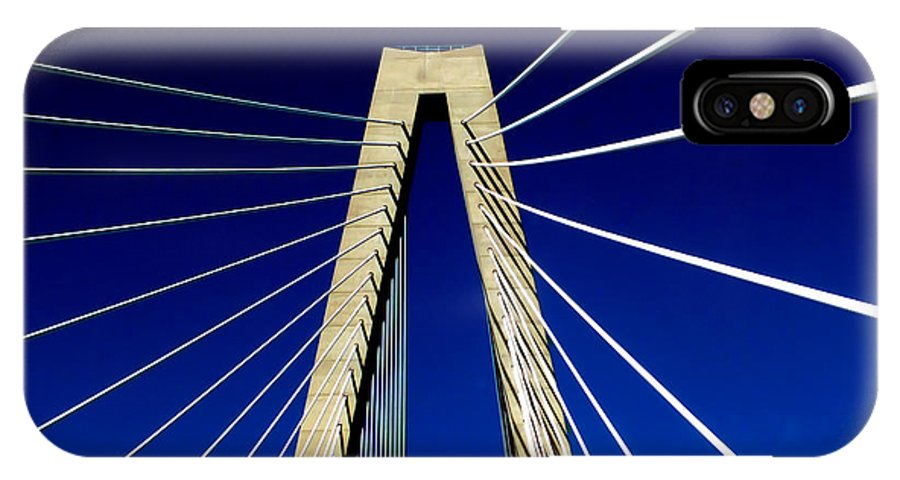 Charleston IPhone X Case featuring the photograph Jazz Of Charleston by Karen Wiles