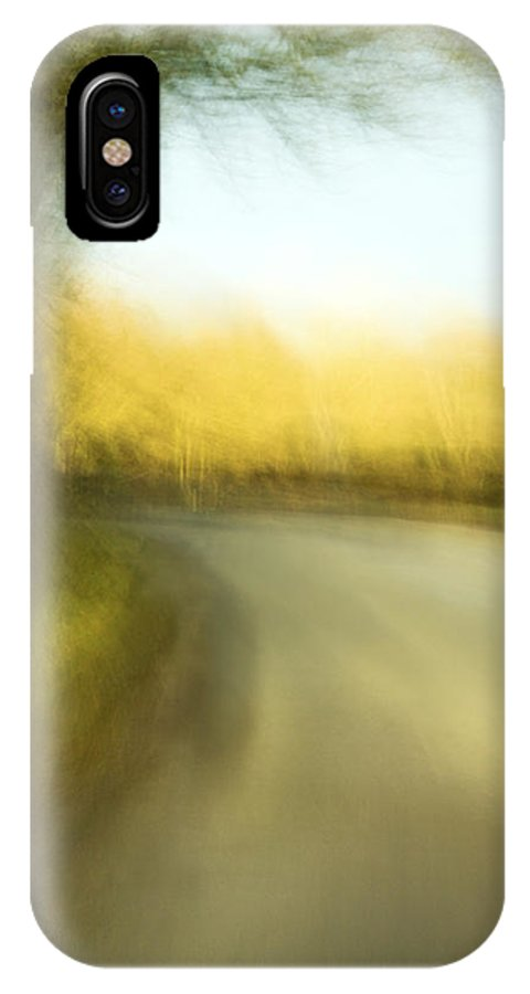 Journey IPhone X Case featuring the photograph Journey by Natalie Kinnear