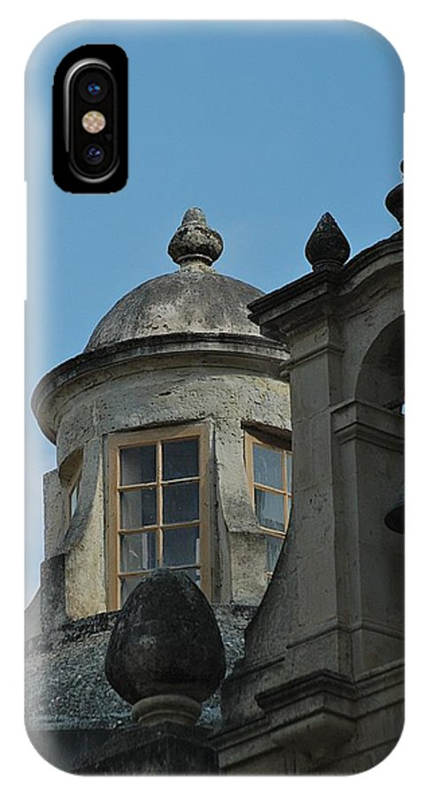 Bells IPhone X Case featuring the photograph Knights Templar by Joseph Yarbrough