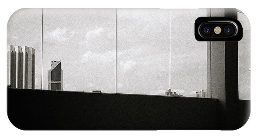 Asia IPhone X Case featuring the photograph Kuala Lumpur by Shaun Higson