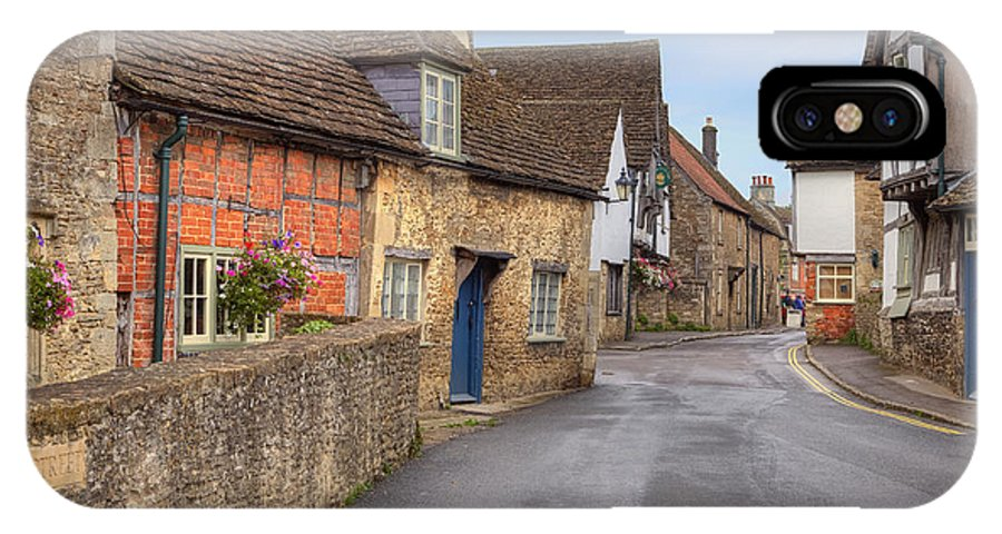 Lacock IPhone X Case featuring the photograph Lacock by Joana Kruse