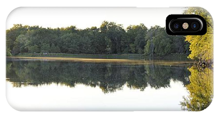 Lake IPhone X Case featuring the photograph Lake Considine by Bonfire Photography