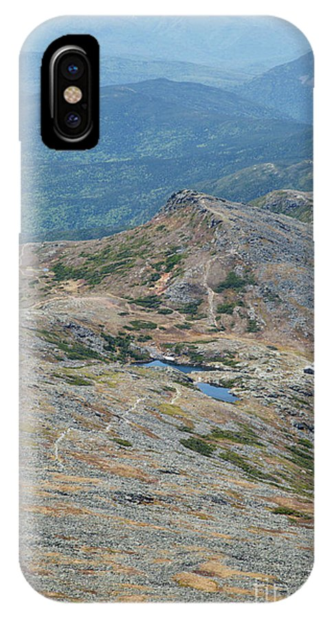 White Mountain National Forest IPhone X Case featuring the photograph Lakes Of The Clouds - Mount Washington New Hampshire Usa by Erin Paul Donovan